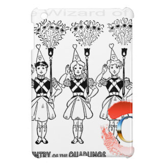 The Wizard of Oz Cover For The iPad Mini