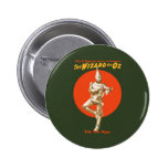 The wizard of Oz Musical Extravaganza Pinback Button