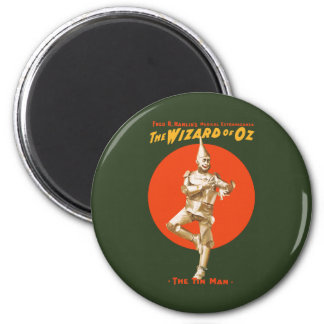 The wizard of Oz Musical Extravaganza Fridge Magnet