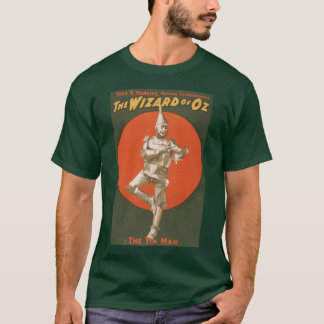 The Wizard of Oz Musical - The Tin Man T-Shirt