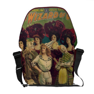 The Wizard of Oz Musical Vintage Poster 1903 Commuter Bag