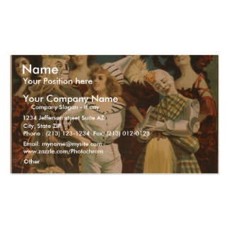 The Wizard of Oz Retro Theater Pack Of Standard Business Cards