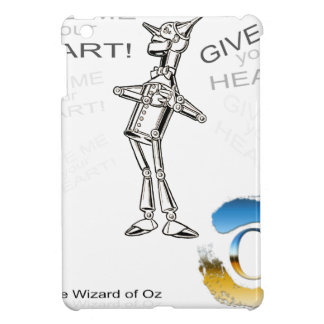 The Wizard of Oz -tin woodnan - illustration iPad Mini Cover