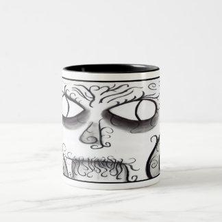 The Wizard Two-Tone Coffee Mug