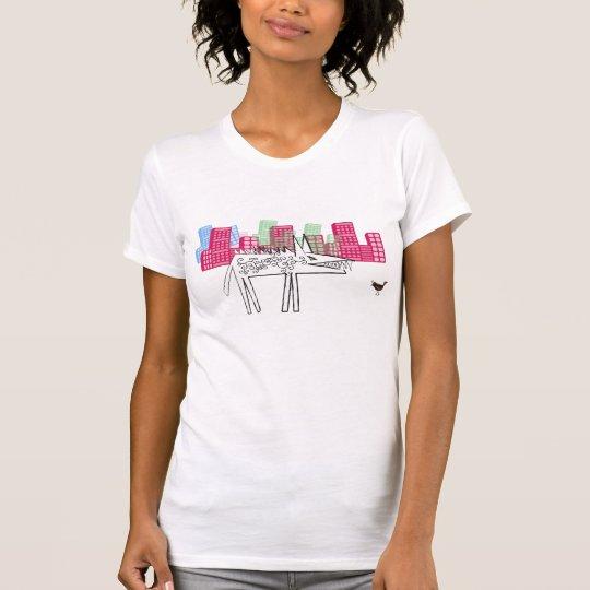 The Wolf in da City T-Shirt