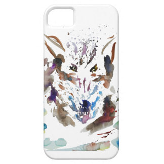 ''The wolf'' iPhone 5 Case
