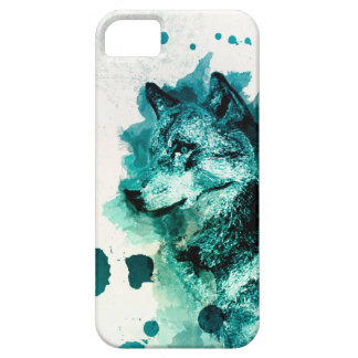 The Wolf iPhone 5 Cases