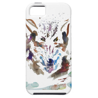 ''The wolf'' iPhone 5 Cases