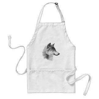THE WOLF LEADER APRON