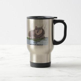 The Wolf Coffee Mugs