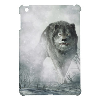 The Wolf of Winter iPad Mini Cases