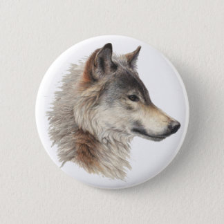 the WOLF pride 6 Cm Round Badge