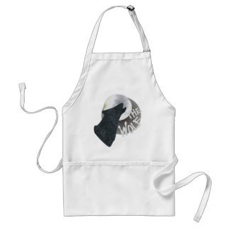 the wolf standard apron