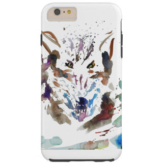 ''The wolf'' Tough iPhone 6 Plus Case