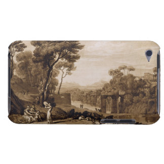 The Woman and Tambourine, engraved by Charles Turn iPod Touch Case