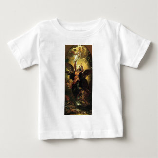 The Woman Clothed with the Sun Fleeth Tshirts