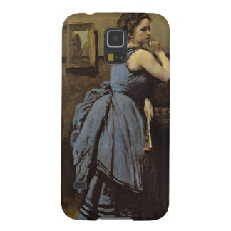 The Woman in Blue, 1874 Galaxy S5 Case