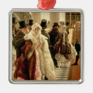 The Woman of Fashion , 1883-5 Christmas Ornament