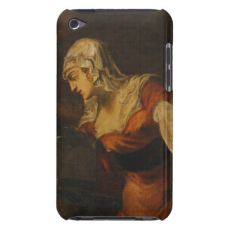 The Woman of Samaria at the Well, c.1560 (oil on c iPod Touch Cover