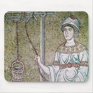 The Woman of Samaria Mouse Mat