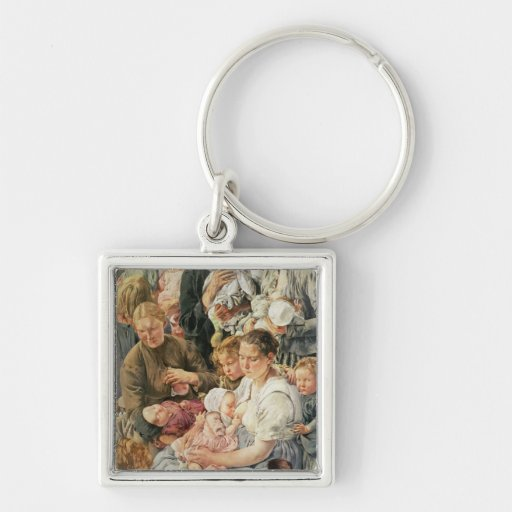 The Women right panel from The Ages of the Keychains