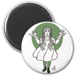 The wonderful chess of Oz Magnet