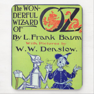 The Wonderful Wizard of Oz -- 1900 Mouse Pad