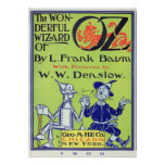 The Wonderful Wizard of Oz -- 1900 Poster