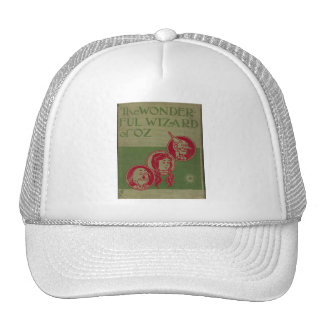 The Wonderful Wizard Of Oz Hats