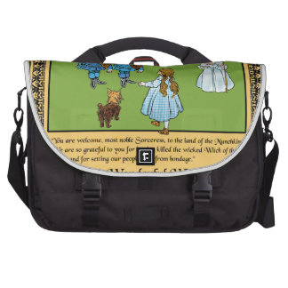 The Wonderful Wizard of Oz Bag For Laptop