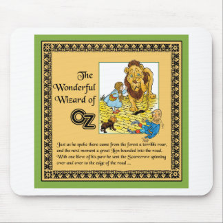The Wonderful Wizard of Oz Mouse Pads
