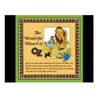 The Wonderful Wizard of Oz Postcards