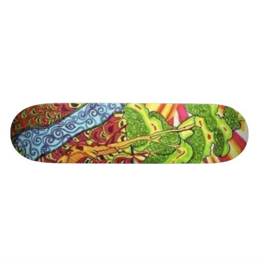 The Wonderland Skateboard