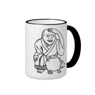 The Wondrous Tea-kettle Ringer Mug