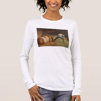 The Wood Sawyers, 1848 Long Sleeve T-Shirt