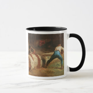 The Wood Sawyers, 1848 Mug