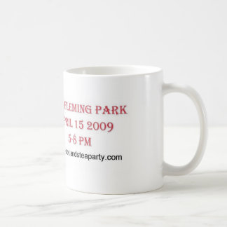 The Woodlands Tea Party mug