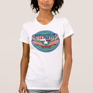 The Woodlands Tea Party T-Shirt