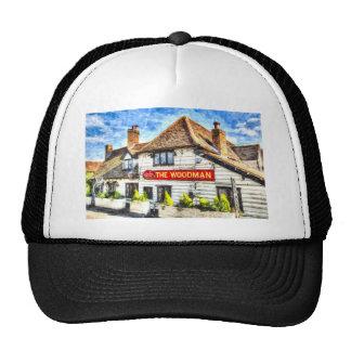 The Woodman Pub Trucker Hats