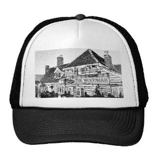 The Woodman Pub Hats