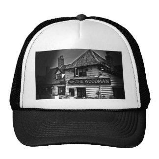 The Woodman Pub Mesh Hats