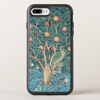 The Woodpecker Tapestry, detail of the woodpeckers OtterBox Symmetry iPhone 8 Plus/7 Plus Case