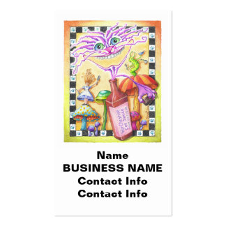 The WorCHESHIRE CAT Pack Of Standard Business Cards