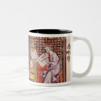 The Word, Creator of the World and The Author Two-Tone Coffee Mug