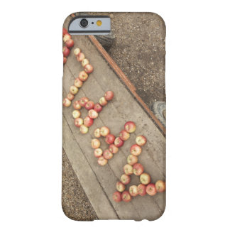 The word '' in apples barely there iPhone 6 case