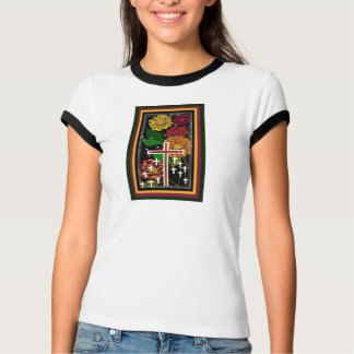 'THE WORD' WEARABLE ART T-SHIRT