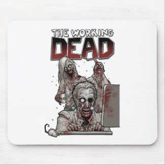 THE WORKING DEAD MOUSE MAT