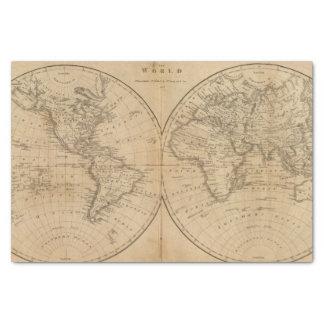 The World 2 2 Tissue Paper