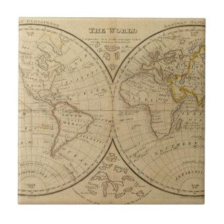 The World 3 Tile