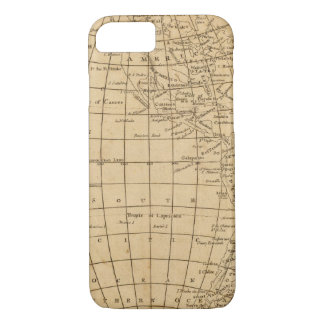 The World 4 iPhone 7 Case